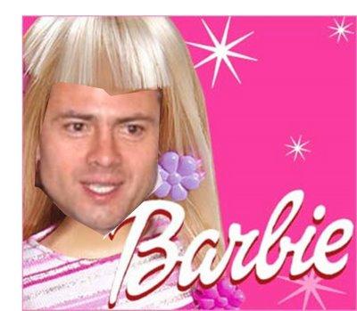 Peña Nieto Barbie
